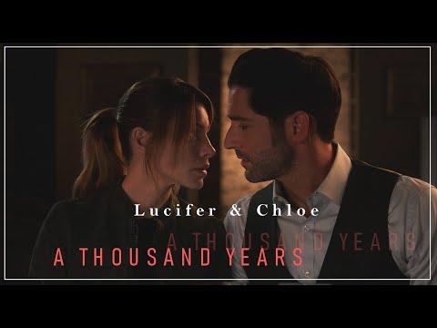 Lucifer & Chloe || A Thousand Years --- Lucifer [season 5A]