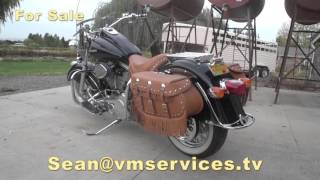 10. 2003 Indian Chief Limited Edition Vintage Series