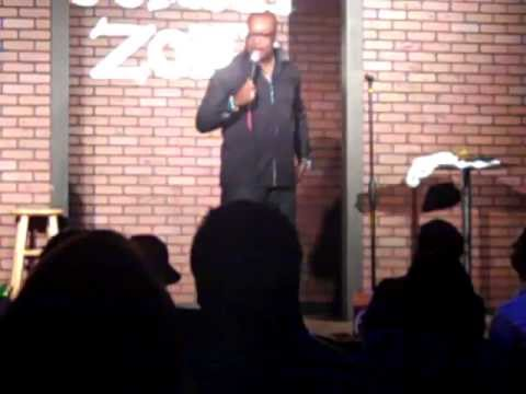 Shaun Jones Comedy Zone Jacksonville 2012