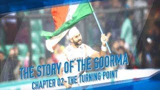 Video The Story of the Soorma – The Turning Point | Sandeep Singh MP3, 3GP, MP4, WEBM, AVI, FLV September 2018