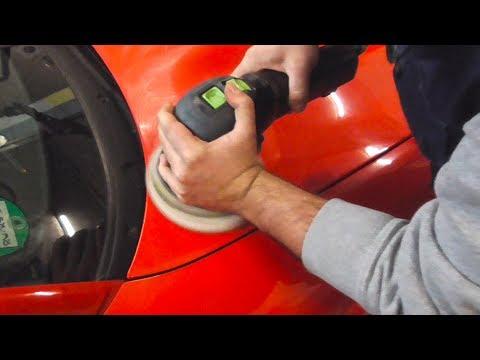 Auto Polieren mit Poliermaschine - Anleitung vom Profi