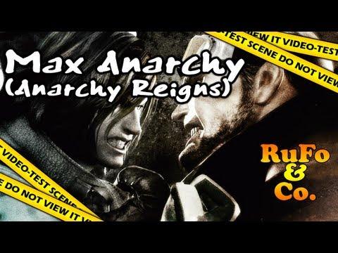 Anarchy Reigns - Le Vidéo-Test de RuFo & Co