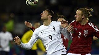 Video France - Danemark : 2-0, buts et temps forts (highlights) ! MP3, 3GP, MP4, WEBM, AVI, FLV Mei 2017