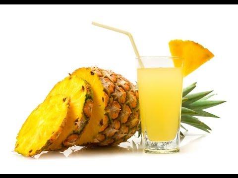 il succo d'ananas fa dimagrire?