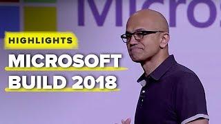 Video Microsoft's Build 2018 keynote highlights MP3, 3GP, MP4, WEBM, AVI, FLV Oktober 2018