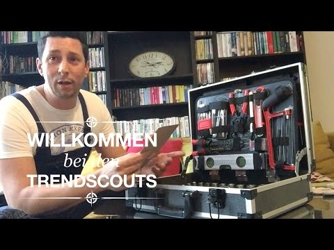 Werkzeug-Koffer 156-teilig im Test - XXXL Trendscouts (5)