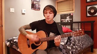 Bullet For My Valentine - Hearts Burst Into Fire (Acoustic Cover) by Janick Thibault