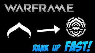 Warframe - How To Increase Your Mastery Rank (The Fastest Way ...