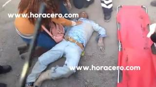 Los XV años de Rubí terminan en tragedia al competir por la chiva de 10 mil pesos
