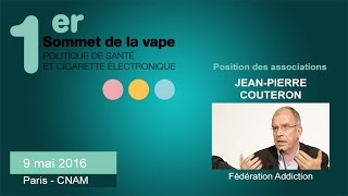 Positions des associations : Fédération Addiction - #sovape