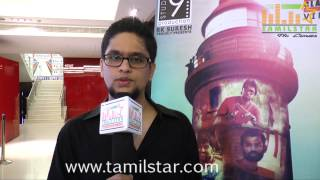 Music Director K at Mahabalipuram Movie Audio Launch