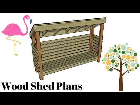 Build a Wood Shed
