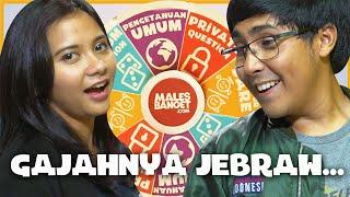 Video Jebraw Punya GAJAH..?? - Want to Know Wheel MP3, 3GP, MP4, WEBM, AVI, FLV Oktober 2018