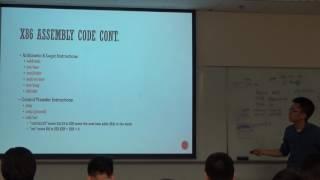 CTF Training Session on Binary Reverse Enigineering_part 2
