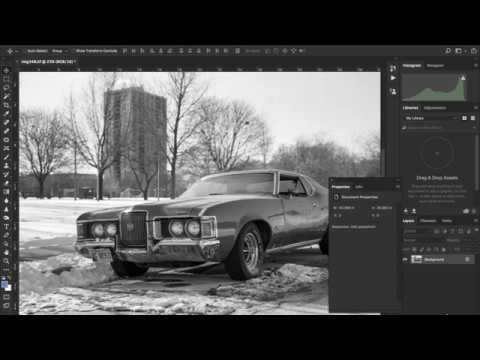 How I Scan My Black and White Film Negatives