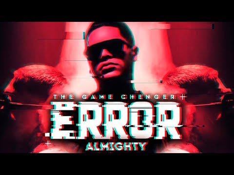 Letra Error Almighty