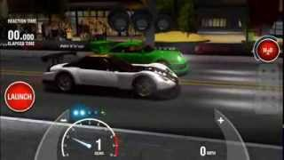 Racing Rivals videosu