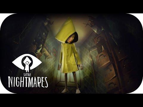ОДНА В ТЕМНОТЕ [Little Nightmares] #1