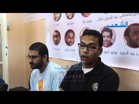 """داخلية الانقلاب تساوم طلاب هندسة الاسكندرية """"الشباب مقابل البنات"""""""