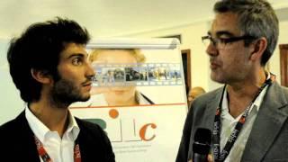 Intervista a Pierre Tolcini - Ischia Film Festival 2011