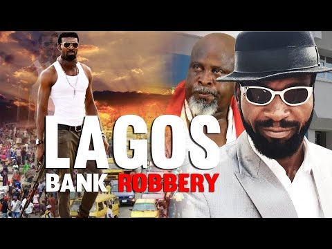 LAGOS ROBBERY - Latest 2017/2018 Nigerian Movies/African Nollywood Movies -