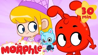 Video Mila The Princess | Valentines Day Special | My Magic Pet Morphle | Cartoons For Kids | Morphle TV MP3, 3GP, MP4, WEBM, AVI, FLV Juli 2019