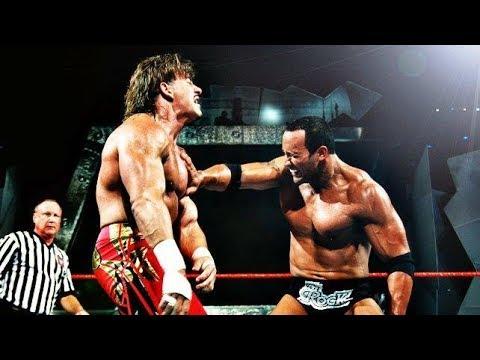 The Rock vs Eddie Guerrero  Raw 7/22/02 (видео)