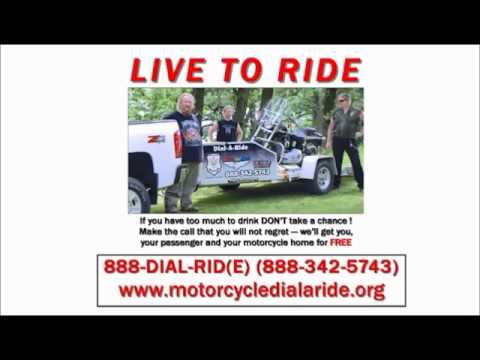 2015 Motorcycle Dial A Ride PSA