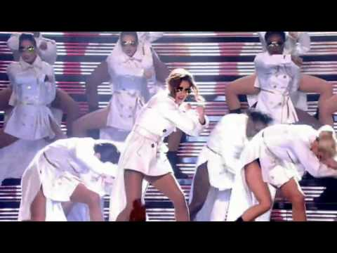 Brit Awards - Cheryl Cole - Fight For This Love (The Brit Awards 2010) HD.