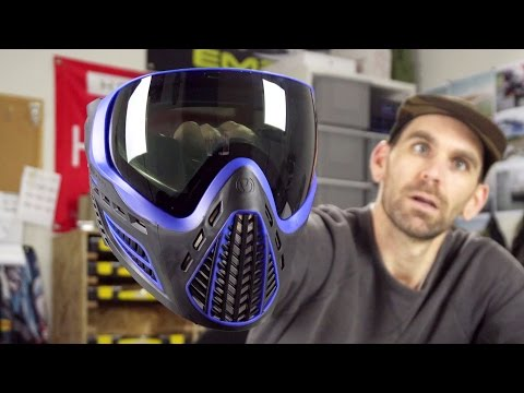 Virtue Vio Ascend Review: The Best Paintball Mask?