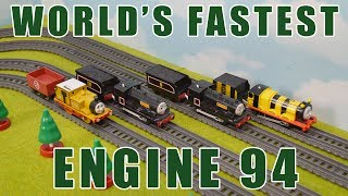 Video THE WORLD'S FASTEST ENGINE 94: THOMAS AND FRIENDS TRACKMASTER MP3, 3GP, MP4, WEBM, AVI, FLV Juni 2017