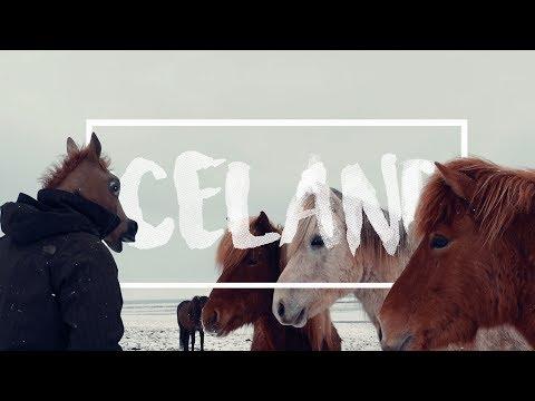 Stuck in Iceland (видео)