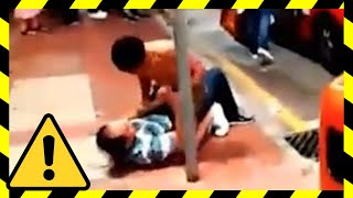 Video Chinese tourists behaving badly (compilation) - Tomonews MP3, 3GP, MP4, WEBM, AVI, FLV Maret 2019