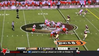 P.J. Williams vs Clemson (2014)