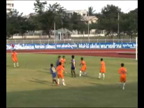 ชัยภูมิ ยูไนเต็ด 2-1 สกลนคร เอฟซี (видео)