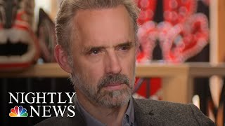 Video Extended Interview: Jordan Peterson Discusses How The World Shapes His Views | NBC Nightly News MP3, 3GP, MP4, WEBM, AVI, FLV Juni 2018