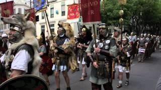 Jeux Romains Nîmes 2013