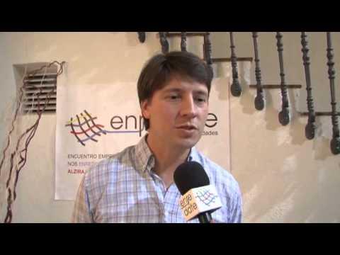 Marcos Sanchís del IVAJ-GVA JOVE en Enrédate Alzira