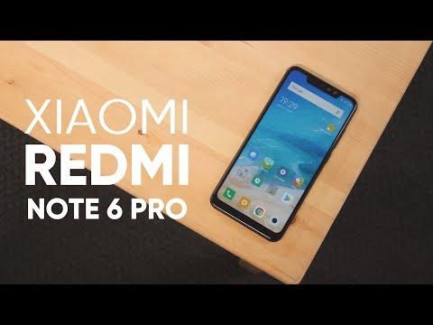 Обзор Xiaomi Redmi Note 6 Pro. Теперь то, что нужно!