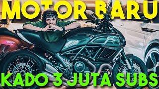 Video MOTOR BARU KADO 3 JUTA SUBS 🙏😍 MP3, 3GP, MP4, WEBM, AVI, FLV April 2019