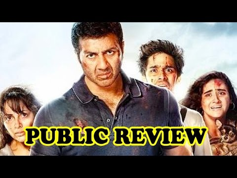 Public Review Of Sunny Deol's Ghayal Once Again