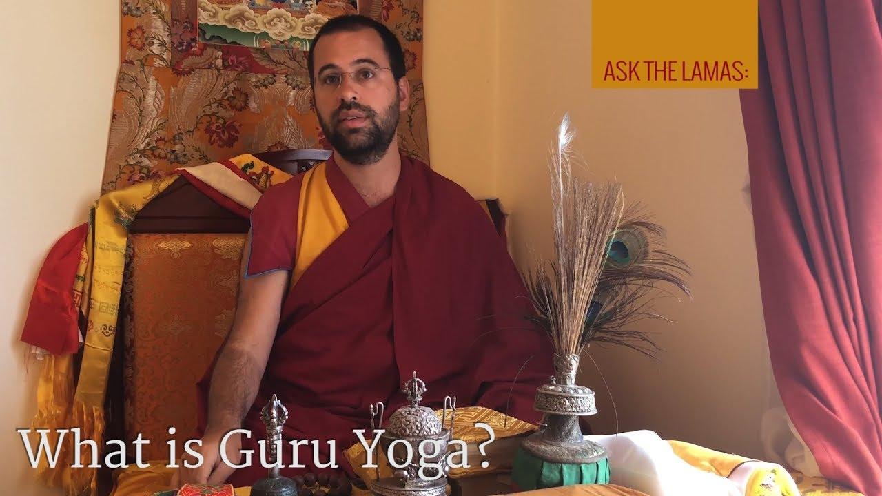 What is Guru Yoga?