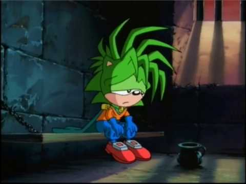 Sonic Underground Episode 8 Part 3.