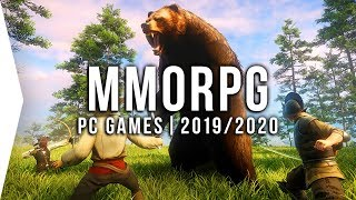 Video 20 Upcoming PC MMORPG Games in 2019 & 2020 ► Open World, Multiplayer, MMO! MP3, 3GP, MP4, WEBM, AVI, FLV Agustus 2019