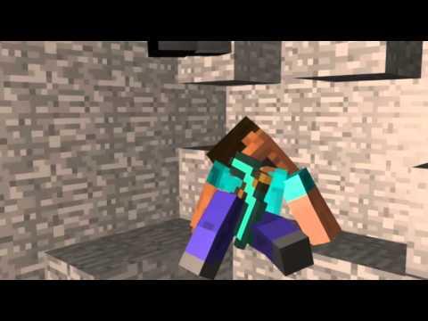 The death - Minecraft Animation Cinema 4D
