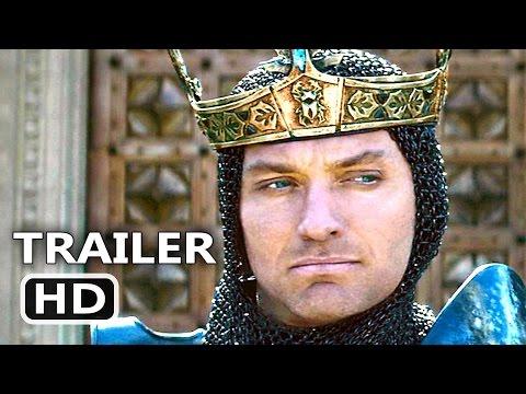 King Arthur: Legend of the Sword Official Trailer 3