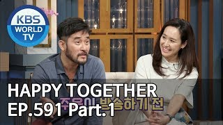 Video Happy Together I 해피투게더 EP.591 Part.1 [ENG/2019.06.13] MP3, 3GP, MP4, WEBM, AVI, FLV Juni 2019