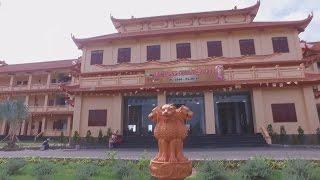 Khánh thành giai đoạn 1 Học viện PGVN tại TPHCM, cơ sở Lê Minh Xuân  - 08-05-2016