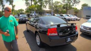 Autoline's2010 Dodge Charger SXT Walk Around Review Test Drive