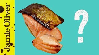 How To Perfectly Grill Fish | 1 Minute Tips | Jamie Oliver by Jamie Oliver